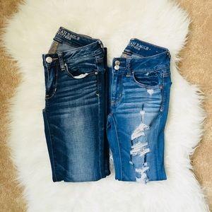 Bundle: American Eagle Jeans